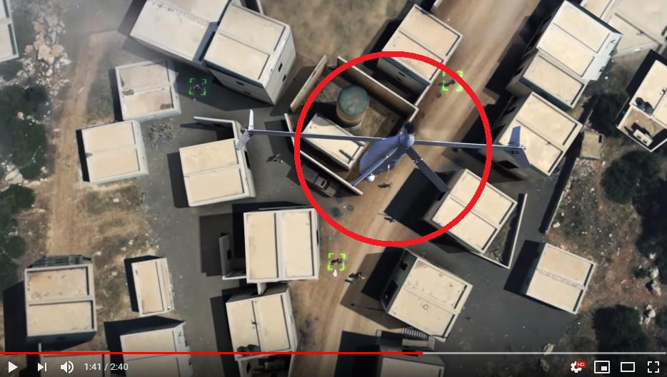 Израиль представил дроны-кам…