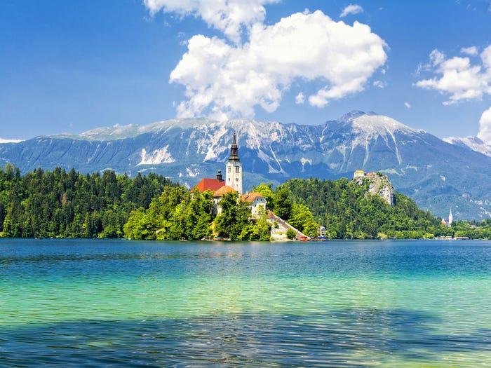 Самые красивые прибрежные города в Европе