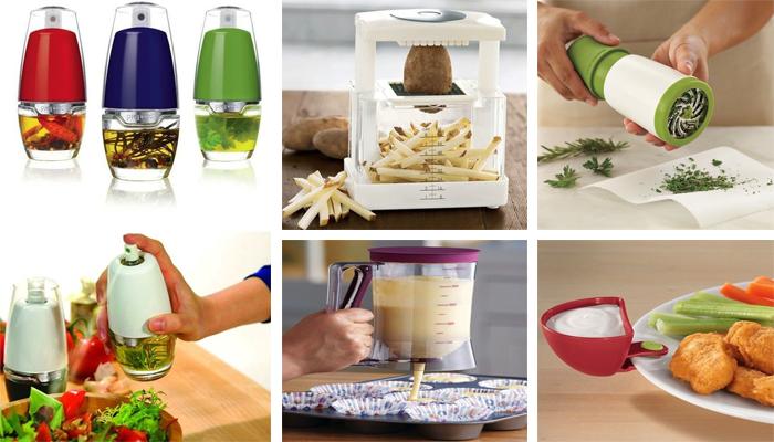Топ 50 невероятно функциональных предметов-помощников, которые реально помогут вам на кухне!