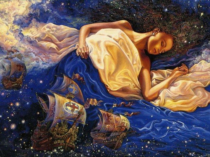 5 знаменитых историй о вещих снах