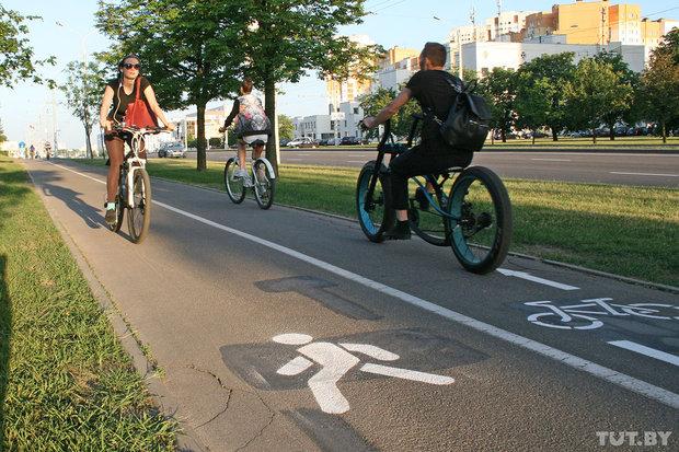 Велосипедистку хотят лишить автомобильных прав за ДТП
