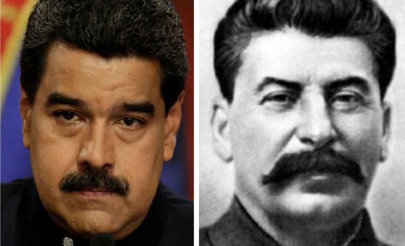 Президент Венесуэлы объявил себя «карибским Сталиным»