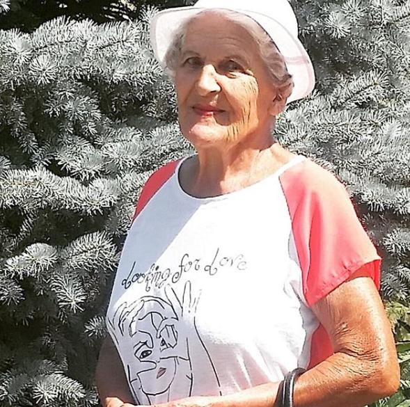Суперстар.  86-летняя блогер из Краснодара делится своими секретами