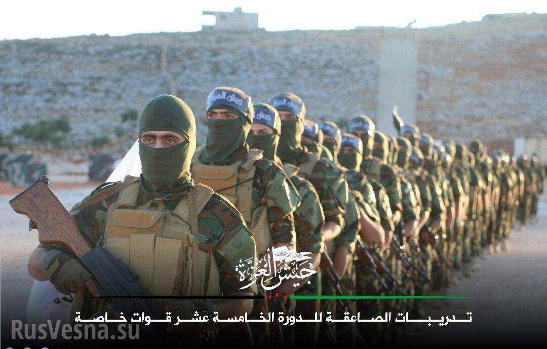 В шаге от новой бойни в Сирии: большие силы боевиков готовятся к удару по проамериканским формированиям