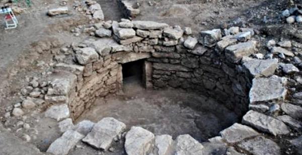 В Греции нашли нетронутую микенскую гробницу