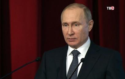 Путин рассказал о росте активности иностранных разведок