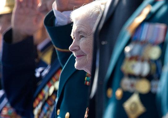 Внимание к ветеранам важнее громких слов о значении Победы