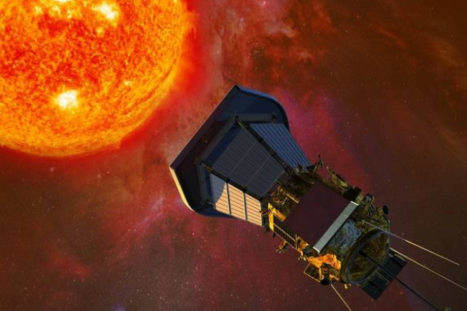 НАСА собирается отправить зонд потрогать Солнце