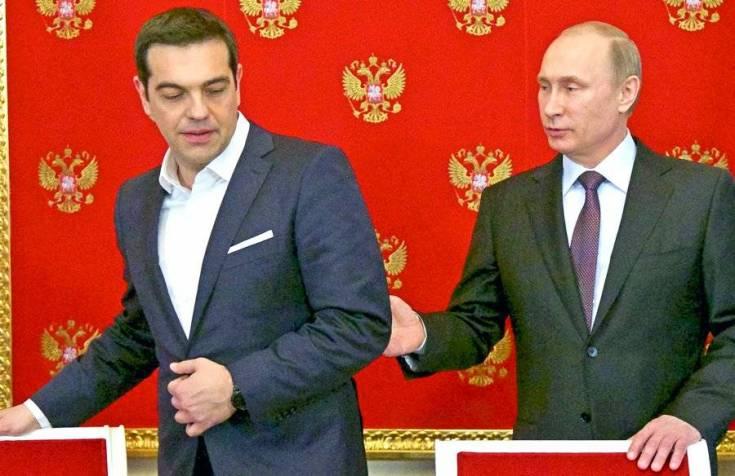 Греция решила окончательно порвать с Россией?