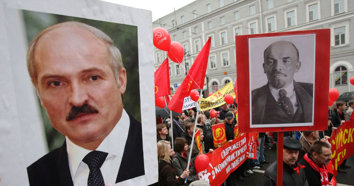 Лукашенко: праздник 7 ноября нужно наполнить новым смыслом