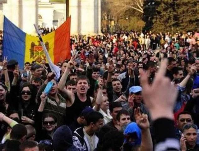 Молдавия идет по стопам Украины и Прибалтики