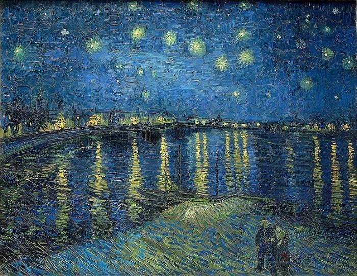 Интересные факты о картине «Звездная ночь» Винсента Ван Гога
