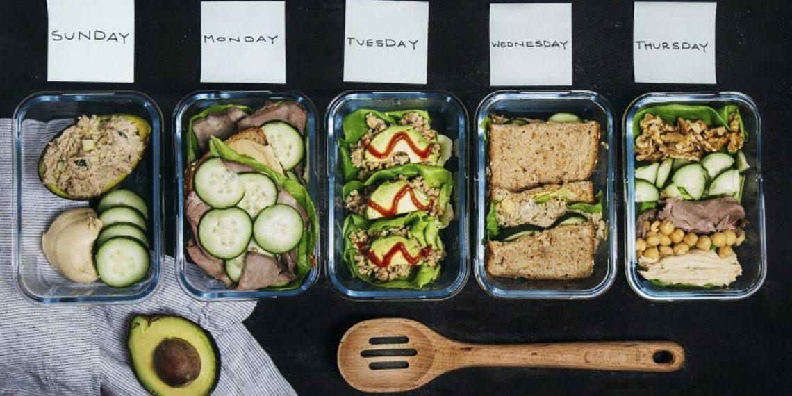 Как приготовить обеды в офис…