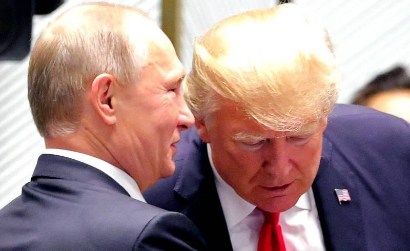Пойдут ли Путин и Трамп против воли мировых олигархов?
