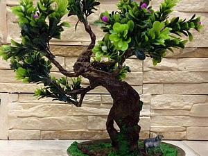 Бонсай своими руками | Ярмарка Мастеров - ручная работа, handmade