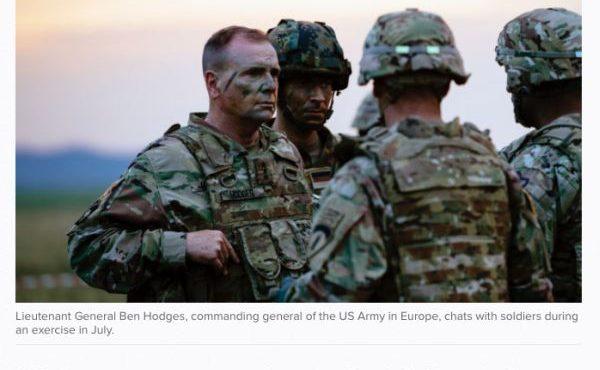 Финт Politico. Почему американские десантники не готовы воевать с русскими в Европе без GPS?