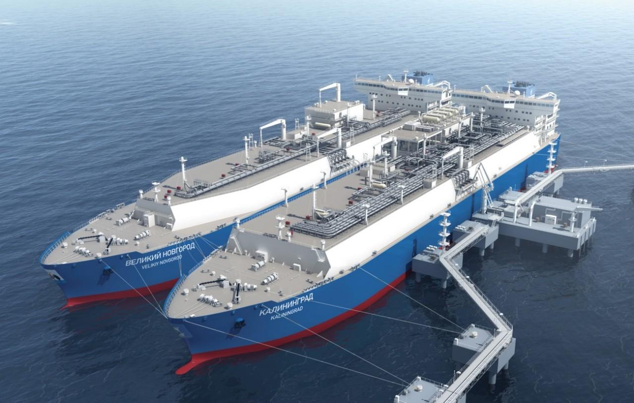 Морская альтернатива газовог…
