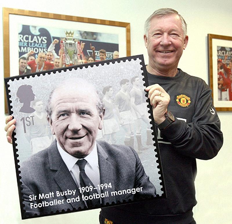 067 Алекс Фергюсон: Самый титулованный тренер Манчестер Юнайтед