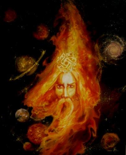 Небесный огонь