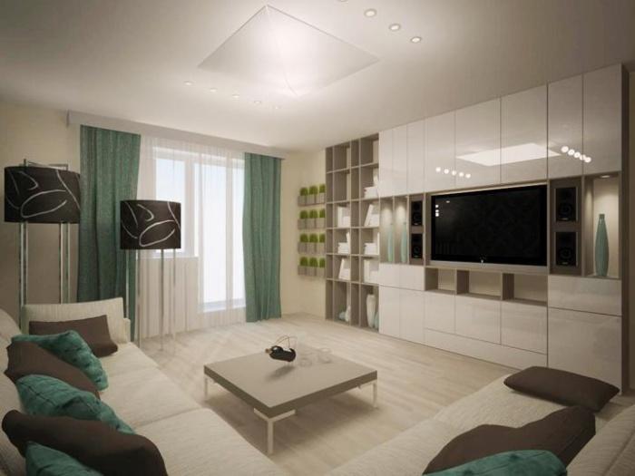 Фото комнаты дизайн 17 кв м