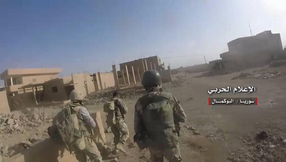 Абу-Кемаль. 20.11.2017