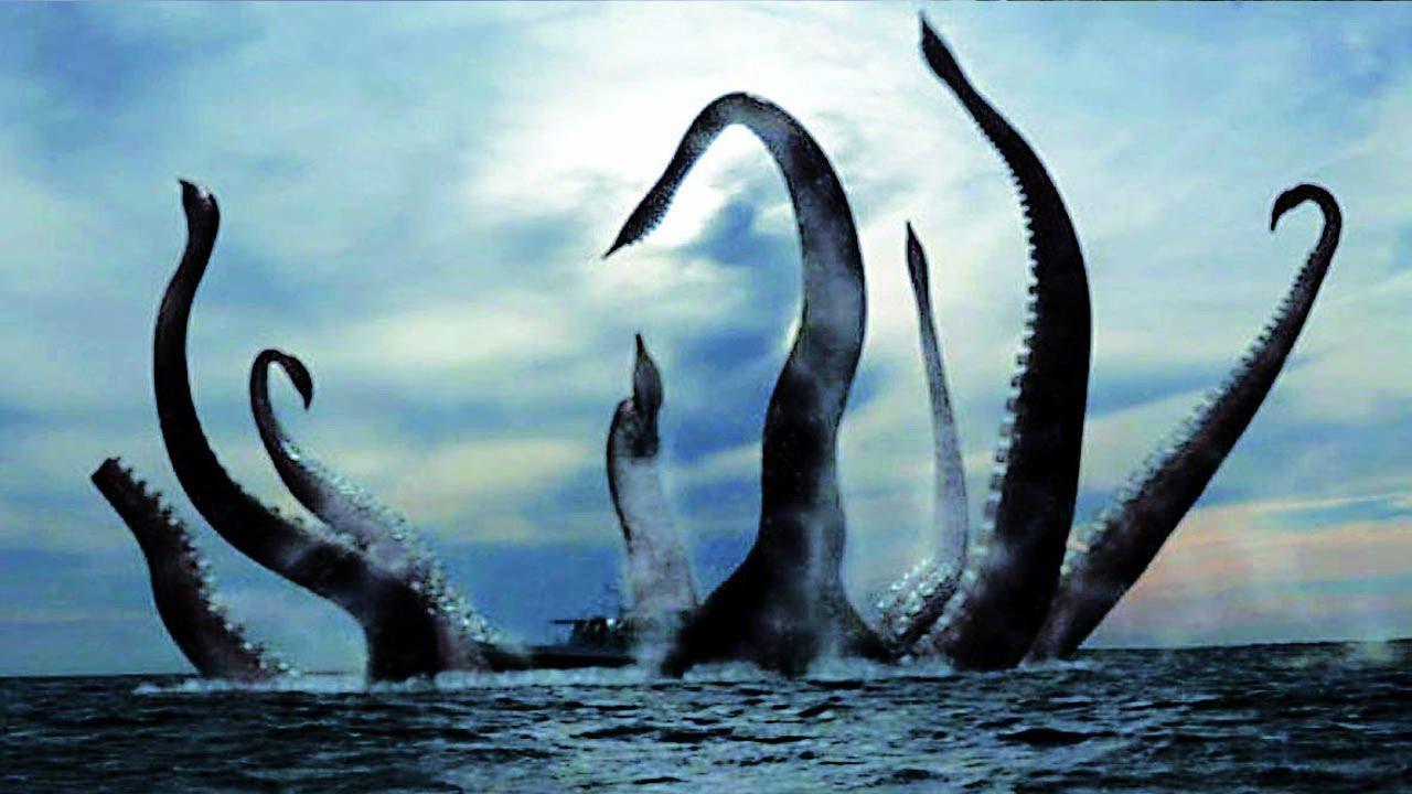Бермудский монстр: учёные ра…