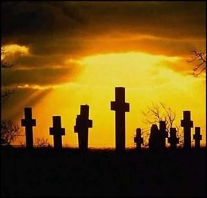 Правила поведения на кладбище