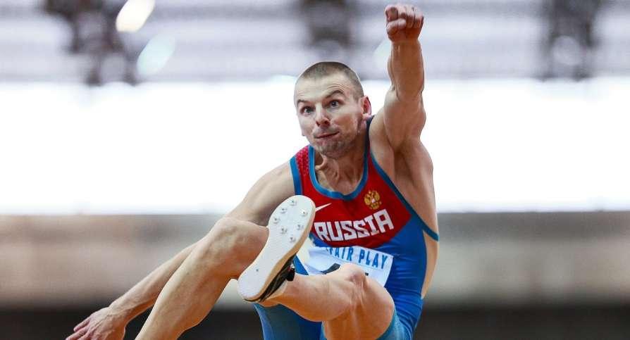 Российский чемпион мира диск…