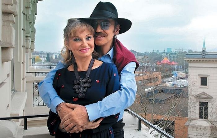 Любовь, пронесенная через года — Михаил Боярский и Лариса Луппиан
