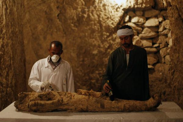 Египетские мумии оказались древнее, чем считалось ранее