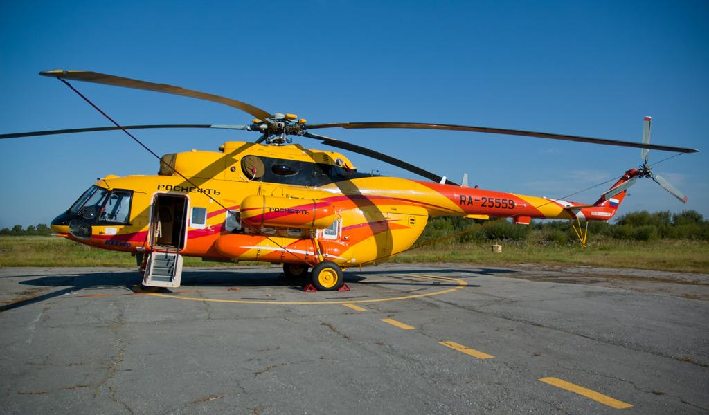 «Роснефть» оказалась крупнейшей в мире нефтегазовой компанией по тратам на вертолеты