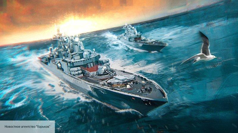 США узрели в Азовском море а…