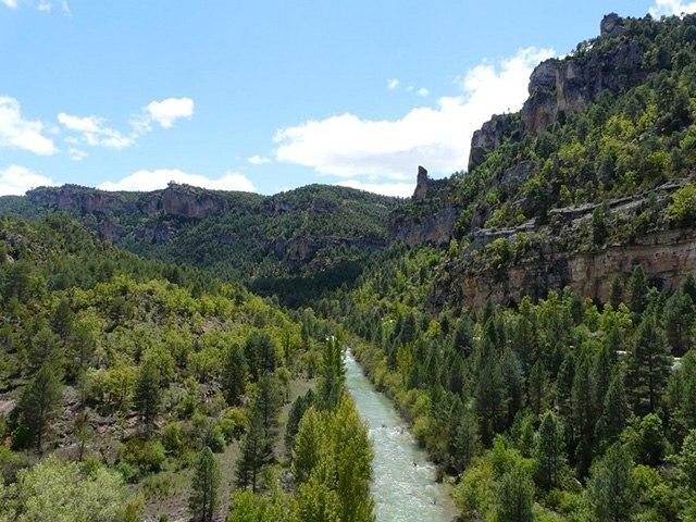 Река Тахо – жемчужина Испании