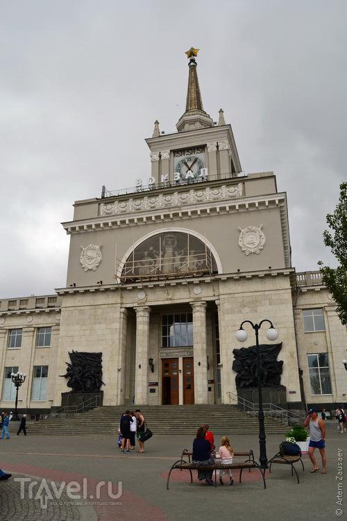 Волгоград. Август