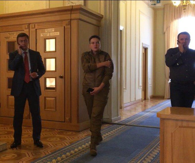 Новый образ Савченко шокировал окружающих: Раде советуют ввести дресс-код