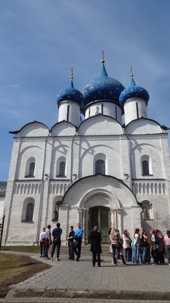 В Суздальском Кремле