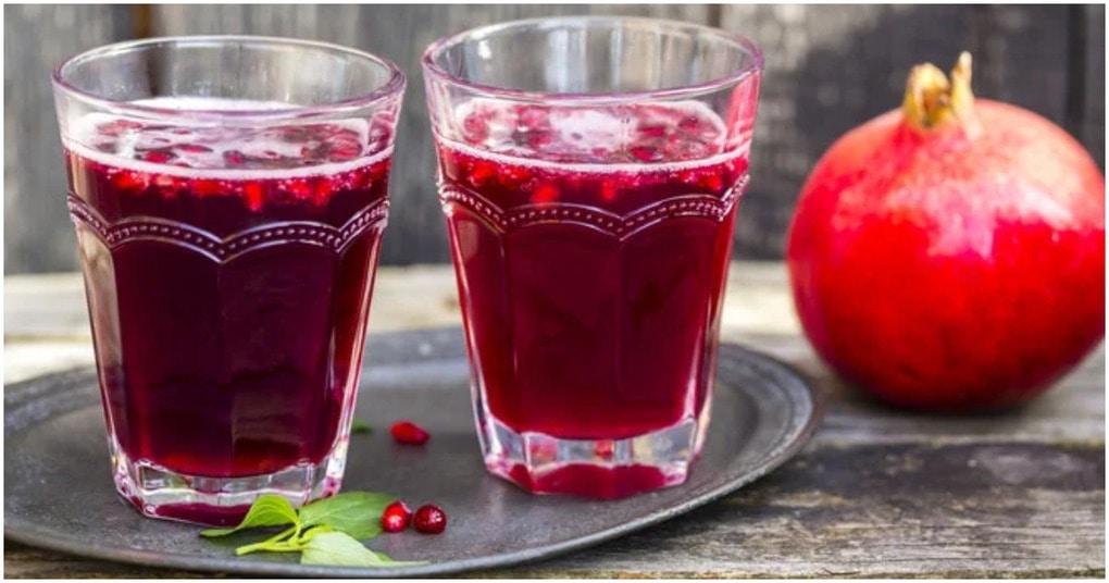 Исысканные традиции восточной Европы: домашнее вино из гранатового сока