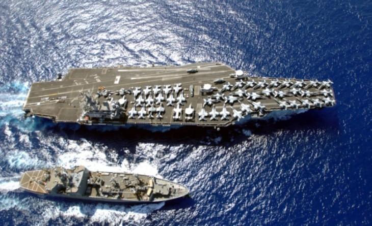 Потопят ли субмарины России или Китая американский флот в случае войны?