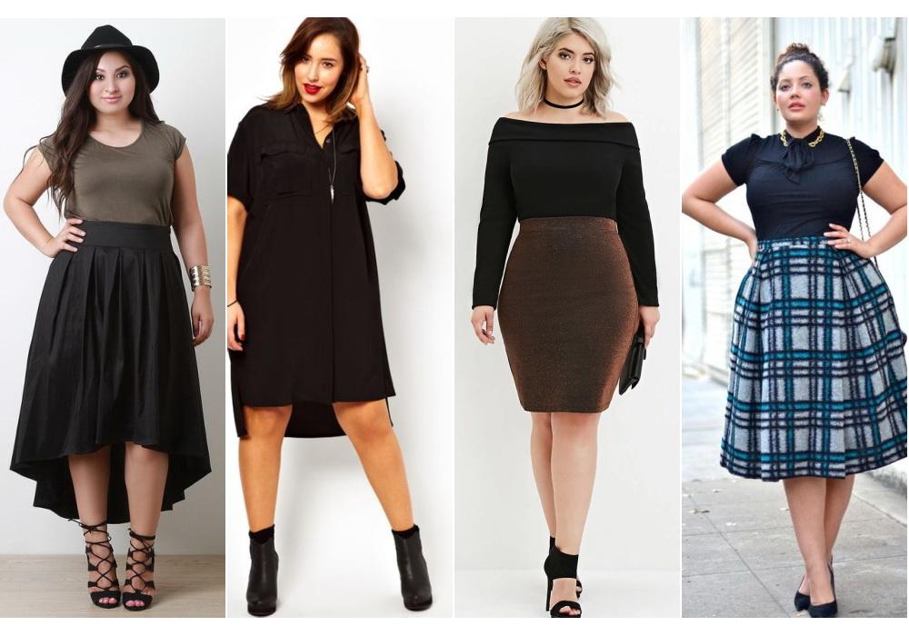 модные объемные вещи и не выглядеть толстой