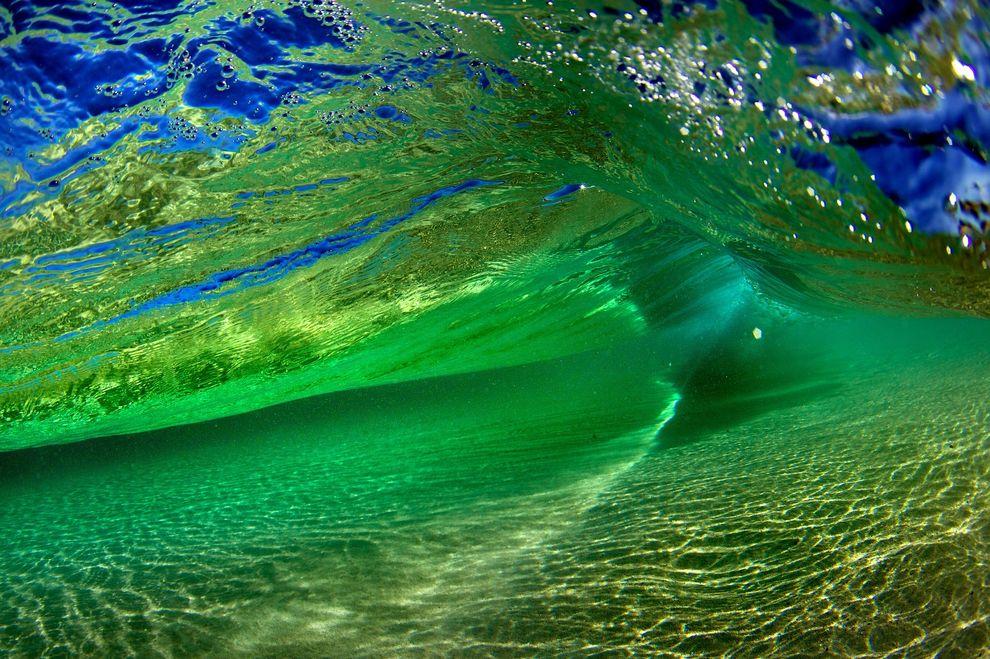 waves12 Невероятные фотографии волн у берегов Гавайских островов