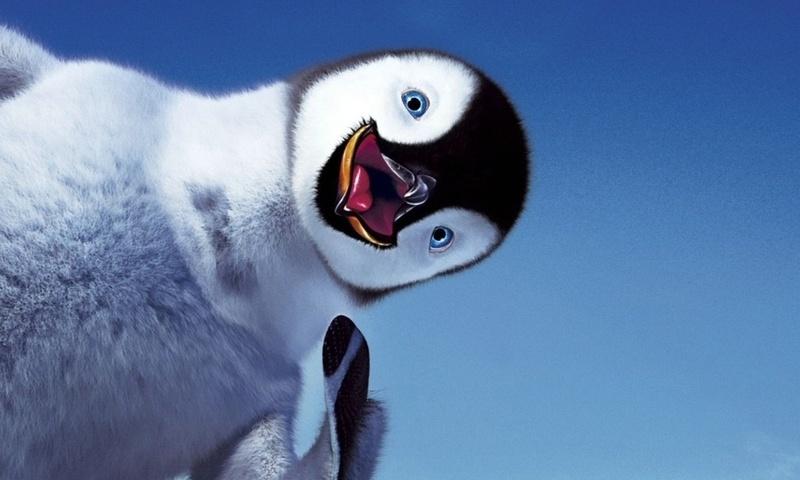 Все мы немножко пингвины