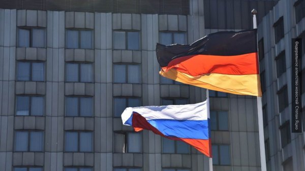 Немцы хотят мира с Россией: почему все, что делают русские, неправильно?