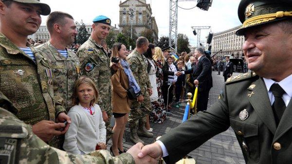 Украинский десант прибило к земле