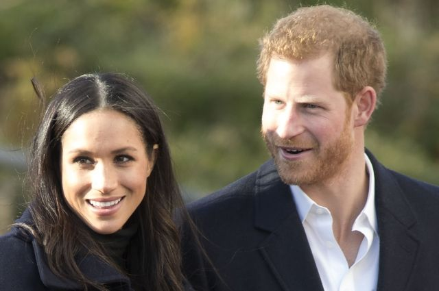 Свадьба принца Гарри и Меган Маркл состоится в мае 2018 года