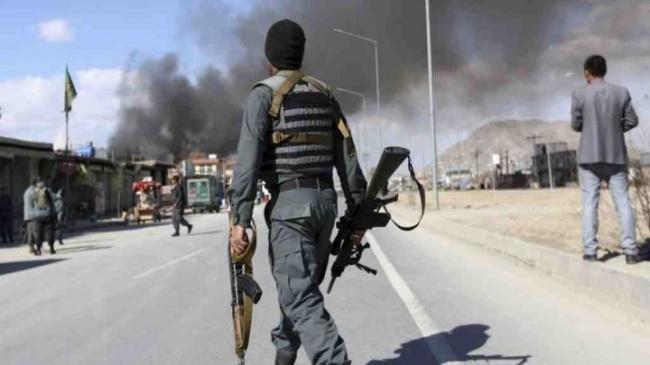 Зачетыре года вАфганистане…