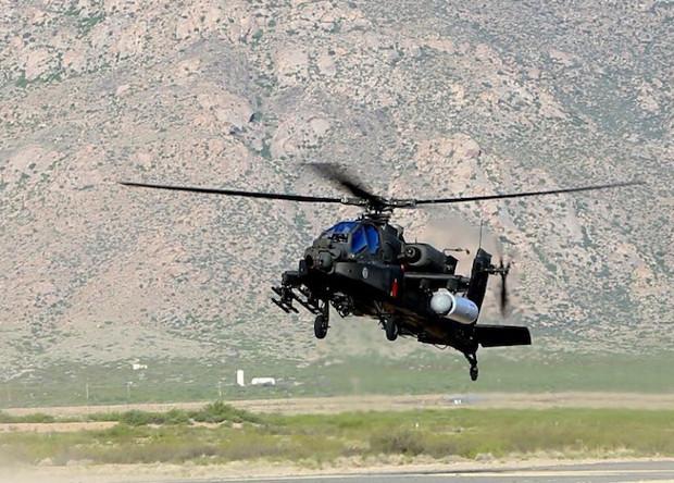 Боевой лазер впервые испытали на вертолете