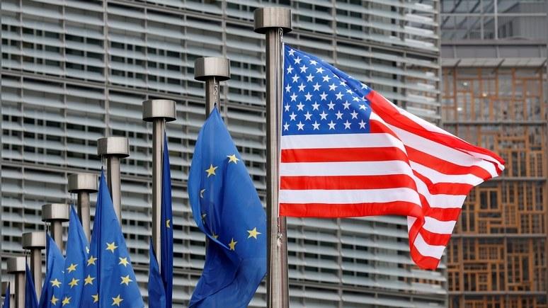 Daily Express: «односторонние» санкции США против России встревожили ЕС