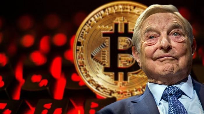 Господин Сорос, уже заявил, что готов скупить криптовалюты, после того, как будет глобальный обвал цены. Такие моменты уже были совсем недавно, когда активы дешевели.
