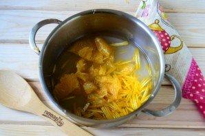 Варенье из имбиря и апельсинов - фото шаг 5