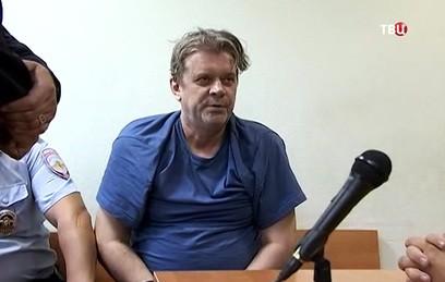 Суд арестовал москвича, захватившего в заложники семью